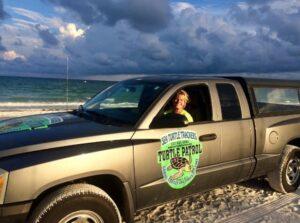 turtle patrol truck