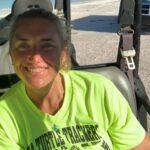 Sea Turtle Trackers Volunteer Melinda
